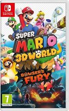 SUPER MARIO 3D WORLDS + BOWSER'S FURY NINTENDO SWITCH VIDEOGIOCO ITALIANO NUOVO