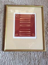 Contemporary Art Limited Edition by Way Wassell 1999 Titled Option