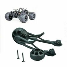 Rear Tail Pulley Wheelie Bar Kit for Rovan Buggy 83006 HPI Savage XL 1/8 Black