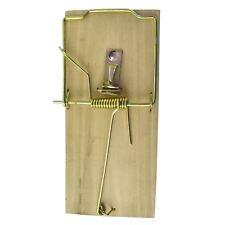 More details for hardwood classic large rat trap pest / vermin control sil282