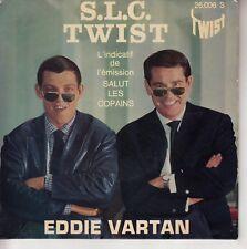 45TRS VINYL 7''/ RARE FRENCH EP EDDIE VARTAN / INDICATIF SALUT LES COPAINS SLC