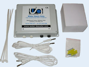 ELECTRONIC WATER CONDITIONER DESCALER SOFTENER – DUTY (MADE IN UK)