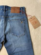 True Religion Jeans Blue Stretch Slim Fit Rocco Division New With Tags W32 L32