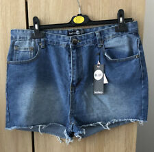 Bnwts Denim Shorts. Size 16