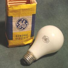GE # 213 PH213 Photo Enlarger Lamp 250 watt 115-120 volt White  Bulb New