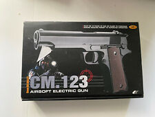 Cyma M1911 A1 Softair Metallschlitten Set AEP 6mm BB schwarz