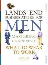 Lands End Business Attire for Men: Mastering the