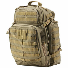 5.11 Tactical Rush 72 backpack MOLLE pack bag - Sandstone - New with tags