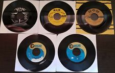 Lot of 5 MGM Label Records 45RPM (Used)