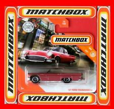 MATCHBOX 2020  ´57 FORD THUNDERBIRD    14/100   NEU&OVP