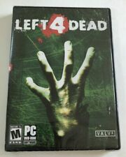 NEW AND SEALED Left 4 Dead (PC, 2008)