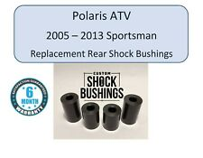 Polaris Atv Sportsman 2005-2013 Rear Shock Bushings 7043100 (Made In Usa)