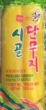 Pickled Daikon Radish 12.3oz  Product of Korea Exp/2022 Free Shipping! US Seller