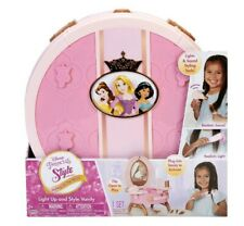 Disney Princess Style Collection Light Up and Style Vanity Set 🌟 Brand New