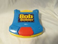 Tiger 2001 Bob the Builder Pre-school Learning Laptop Computer Fun