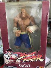 Sota Toys Sagat Street Fighter Figure