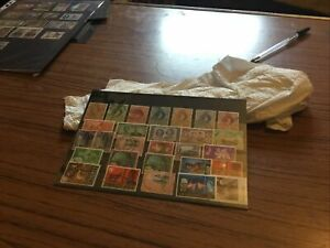 Swaziland Used Stamps Lot