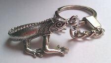 Cool Gecko Keyring - Key Ring - Keychain Gift