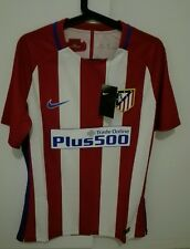 CAMISETA SHIRT ATLETICO MADRID PLAYER ISSUE MATCH UN WORN 16/17 HOME L SHORTSLE