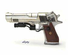 1/6 Scale Hot Toys VGM08 Bio Hazard 5 Resident Evil Albert Wesker Pistol