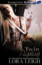 Twin Passions by Lora Leigh (2012, Paperback)