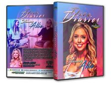 Diva Diaries with Allie DVD-R, QOC Cherry Bomb TNA Impact Shoot WSU Shimmer