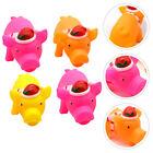 4 stücke kauen spielzeug praktische tragbare adorable lustige quietschende for sale