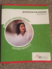 Nutrition for Nursing Edition 5. 0 (2013, Paperback) college text book