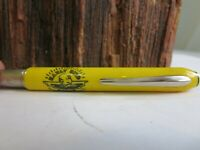 Vintage Early Bird Feeds Bullet Pen Rohrerstown Pennsylvania E3