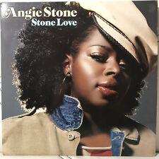 ANGIE STONE - STONE LOVE (VINYL 2LP)  2004!!!  RARE!!!  SNOOP DOGG + FLOETRY!!!