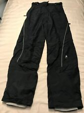 Alpine Design Black Athletic Nylon Snowboard Pants Womens Size Small SC8