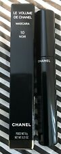 CHANEL LE VOLUME MASCARA 10 NOIR Black - Full Size - *NEW in BOX* - 100% AUTH