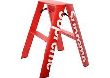 Supreme 2018AW FW18 Lucano Step Ladder 37.5×57×56cm Free Shipping