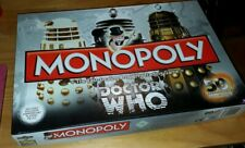 Doctor Who Monopoly 50th Anniversary Edition-Jeu de plateau