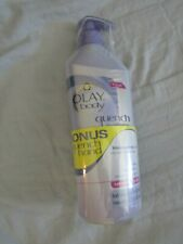 Olay Body Lotion Quench Normal to Dry Skin 13.5 + Hand Lotion Rapid Repair 1.7