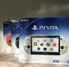 PS Vita PCH-2000 Sony Playstation Various colors accessories Complete【Excellent】