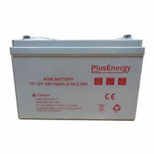 Bateria AGM PlusEnergy TP12-150 12V 100AH-150AH Battery solar