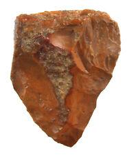 Paleolítico AEE biface bifaz fäustel erg issaoune argelia 1245