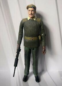 """Dr Doctor Who Brigadier Lethbridge Stewart 5"""" Action Figure UNIT British Soldier"""