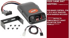 80500 Pro Series Brake control with Wiring Harness 3062 FOR 2019-2020 Subaru
