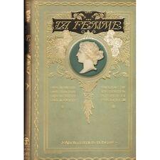 La FEMME dans la NATURE les Mœurs la LÉGENDE la SOCIÉTÉ par Du BLED CLARÉTIE T4
