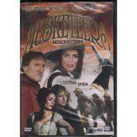Musketeers - Moschettieri DVD Gerard Depardieu / Nastassia Kinski Sigillato