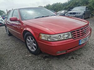 CADILLAC SEVILLE STS V8 4.5L AUTO HPI CLEAR 2001, SPARES OR REPAIRS