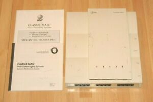 AT&T Classic Mail Comcode 407162916, S/W Ver.-1.6, H/W Ver.-2100004-11 Untested