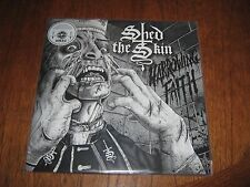"SHED THE SKIN ""Harrowing Faith"" LP  incantation immolation"