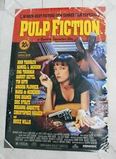 "Pulp Fiction Tarantino A0 Size Cinema Movie Wall Poster Print 27""x40"" NEW"