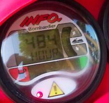 Seadoo Gauge 1997 GSX  Meter MFD Info LCD 97 787 800 FRESHWATER TESTED 48 Hrs.