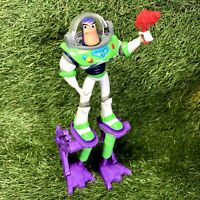 Toy Story Vintage Cosmic Clash Figure Roboots Buzz Lightyear Of Star Command