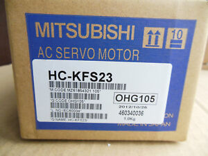 MITSUBISHI SERVO MOTOR HC-KFS23 NEW FREE EXPEDITED SHIPPING
