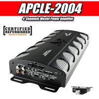 Audiopipe 4 Channels Mosfet Power Amplifier Car Amplifier ( APCLE-2004 ) RF